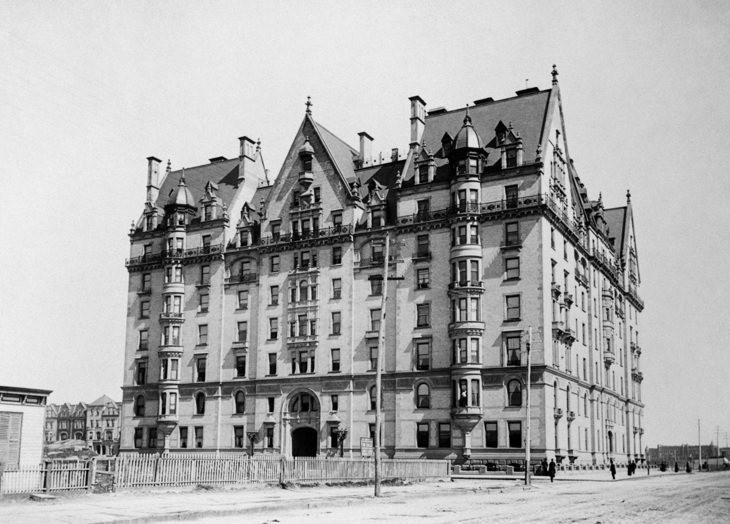The Dakota   1890