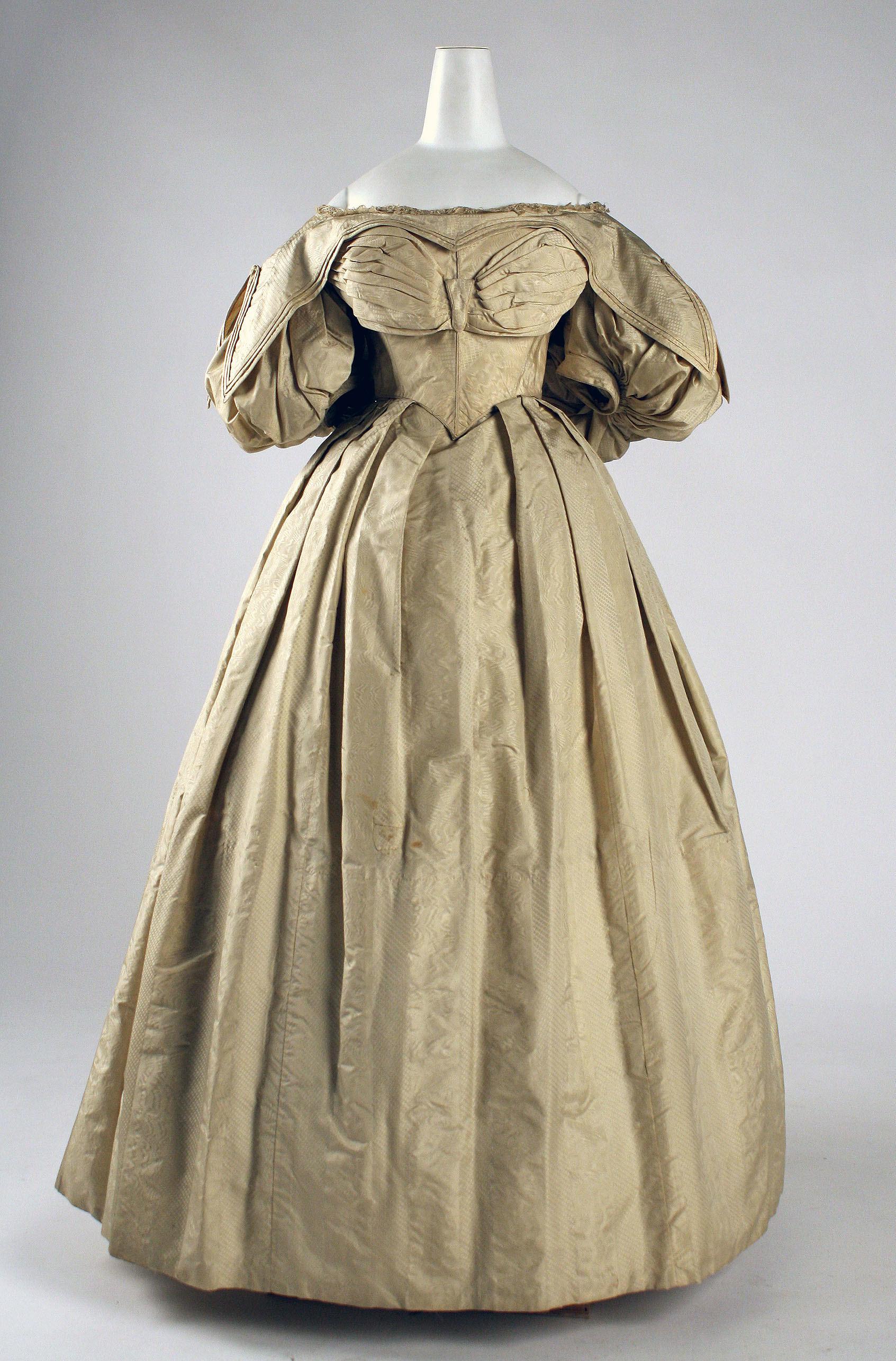1830s Dress | The Met Museum