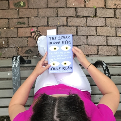 Reading The Stars in Our Eyes by Julie Klam at the Museum of Contemporary Art in Chicago