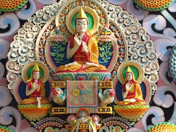Tibetan Butter Sculpture