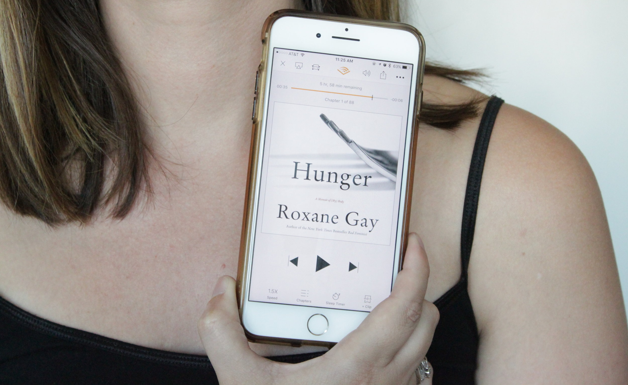 Reading Hunger: A Memoir of (My) Body by Roxane Gay on Audible