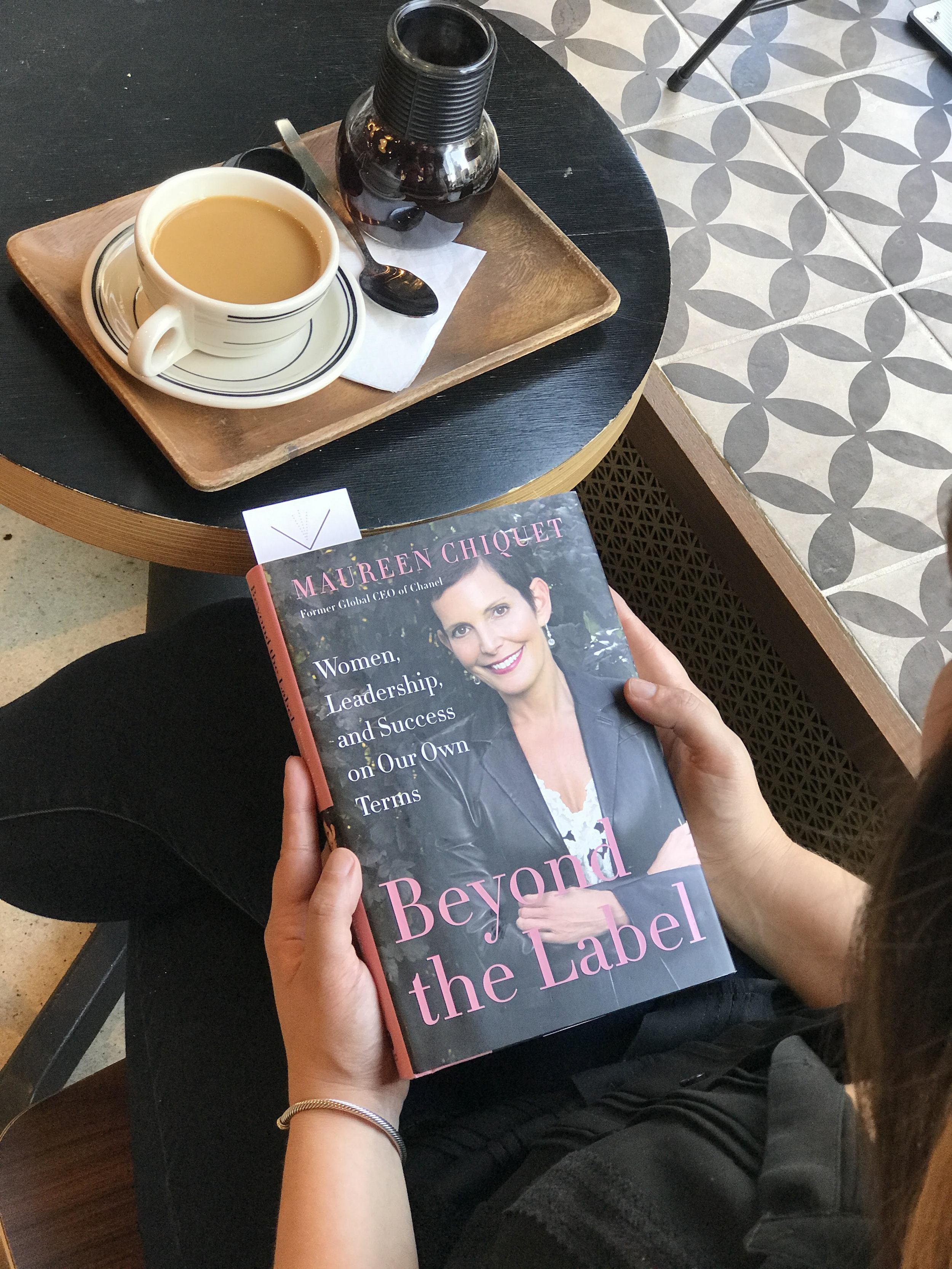 Reading Beyond the Label by Maureen Chiquet at Goddess and the Baker