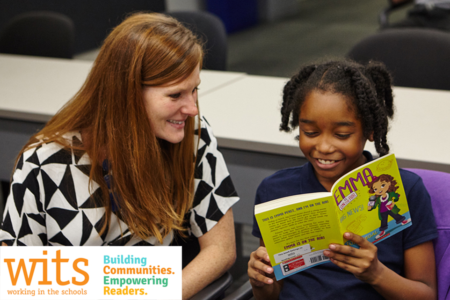 5 Places to Donate Money or Books to Support Literacy: 3) Working in the Schools (WITS)