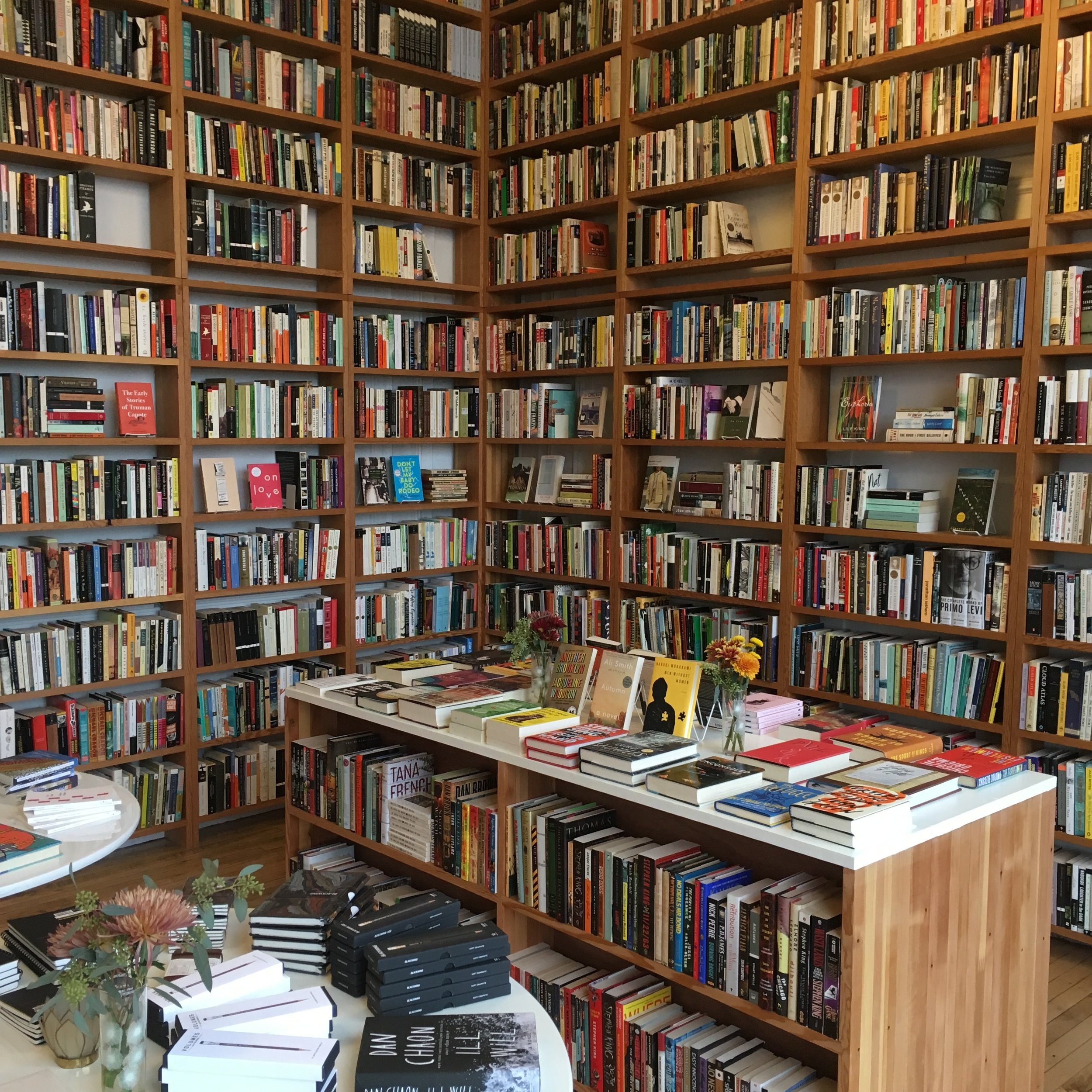5 Bookstores in Chicago to Visit on Small Business Saturday: 3) The Dial Bookshop. | Photo Courtesy of The Dial Bookshop