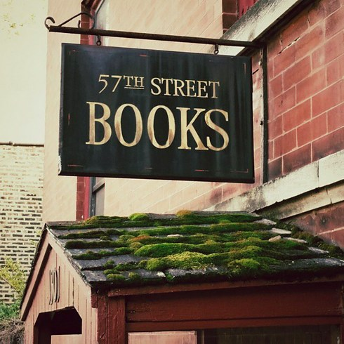 5 Bookstores in Chicago to Visit on Small Business Saturday: 1) 57th Street Books | Photo by @ mwgoodrich60