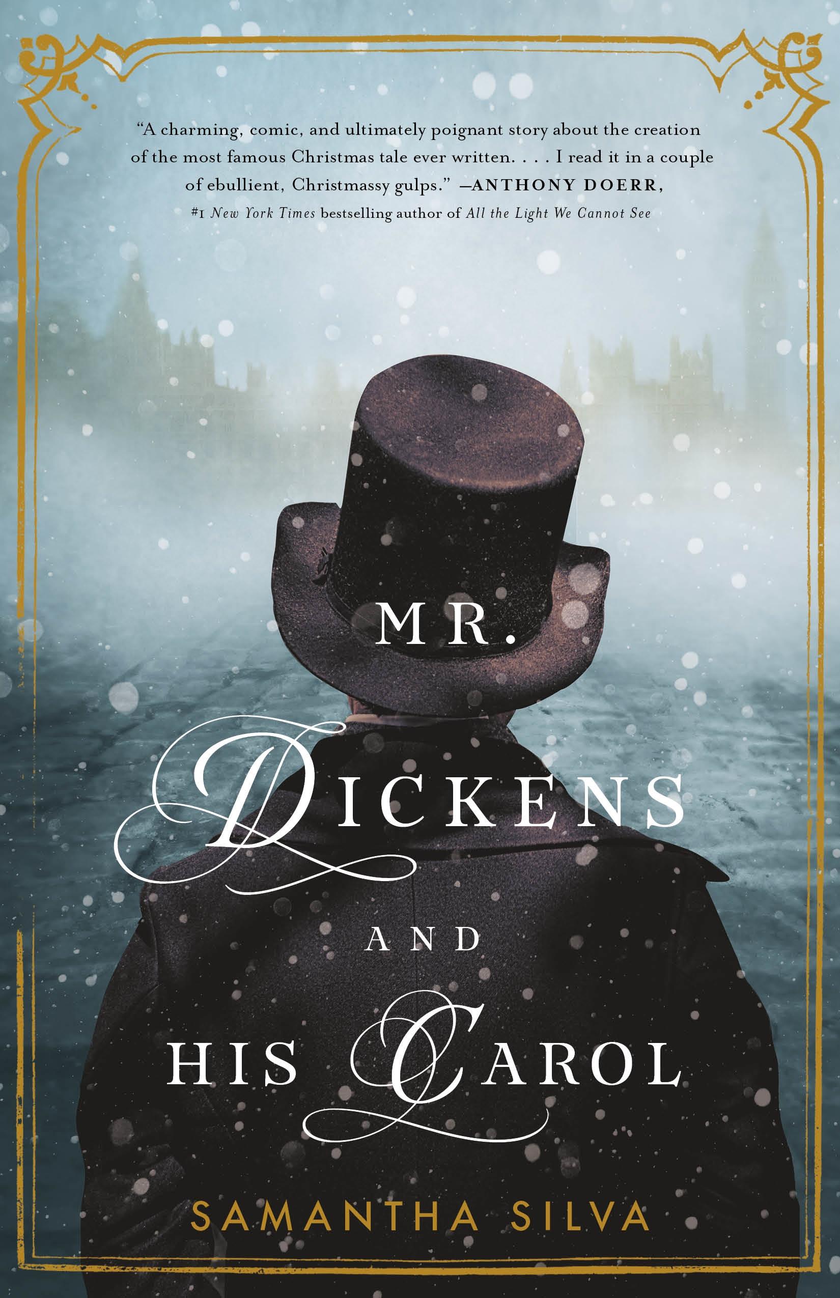 mr dickens and his carol by smantha silva.jpg