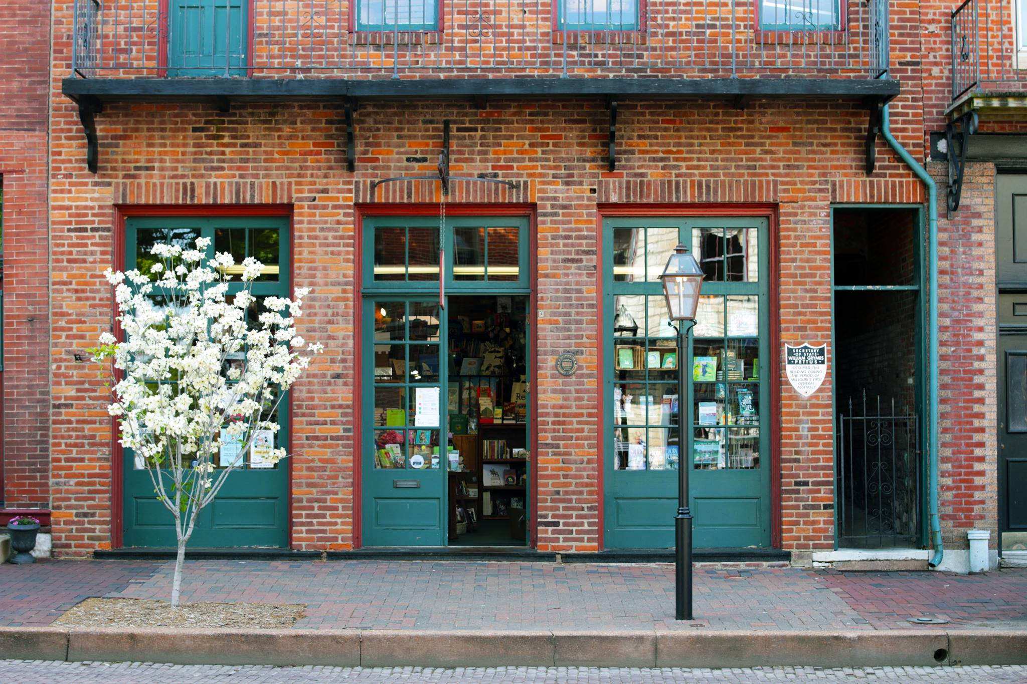 New Year, New City: 5 St. Louis Bookstores to Visit in 2018 - 4) Main Street Books | Image from their Facebook page