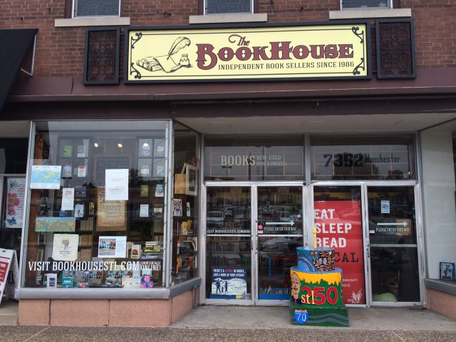 New Year, New City: 5 St. Louis Bookstores to Visit in 2018 - 5) The Book House | Image by  Lindsay Toler