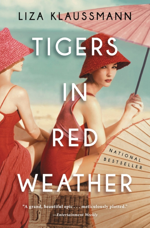 5 Books to Get You Through the Winter: 2) Tigers in Red Weather by Liza Klaussman