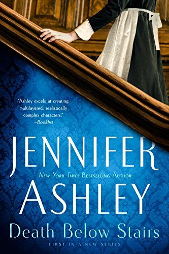 Author Interview with Jennifer Ashley, author of Death Below Stairs