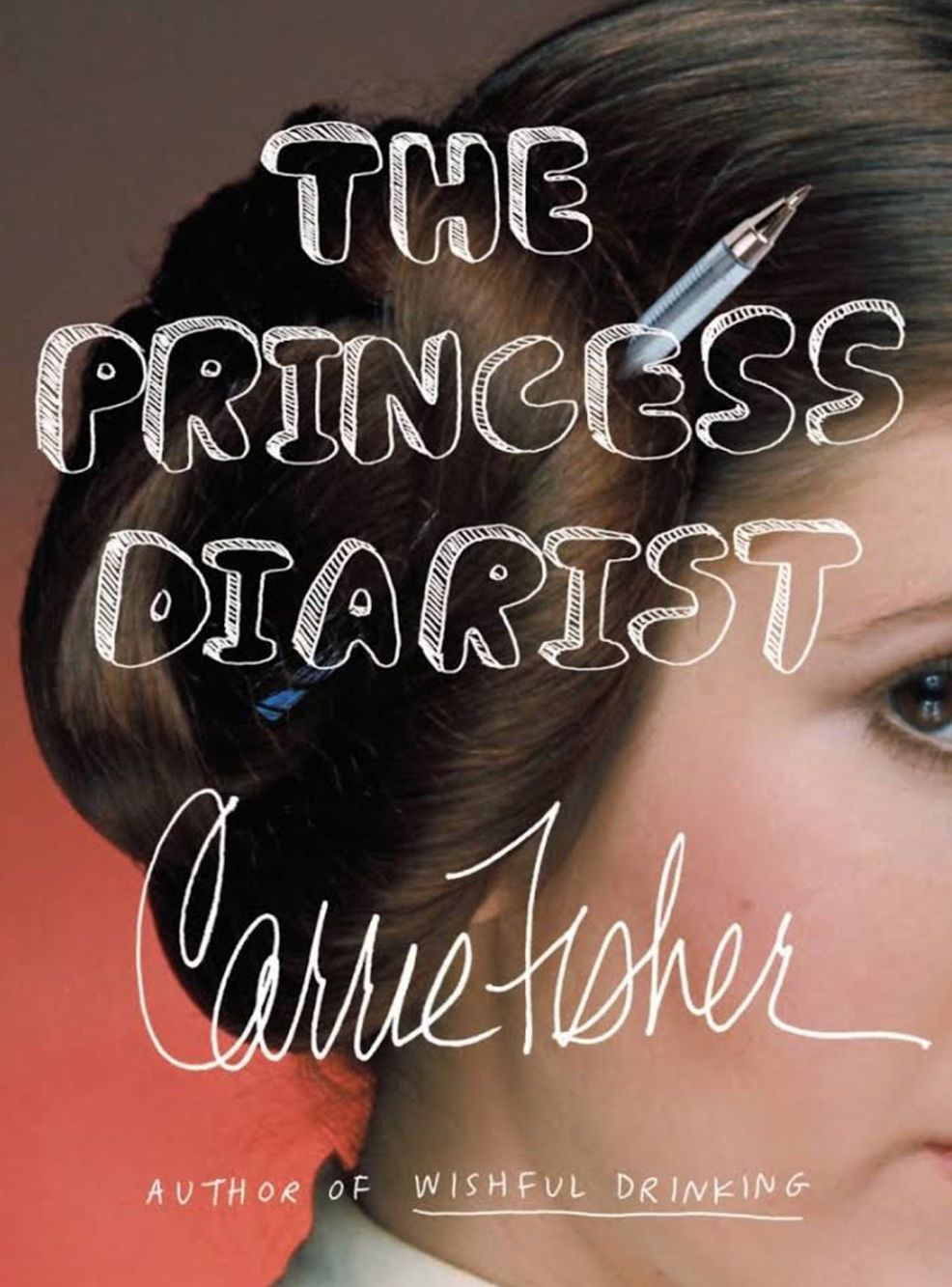 5 Books That Are Nominated for a Grammy Award in 2018: 1) The Princess Diarist by Carrie Fisher