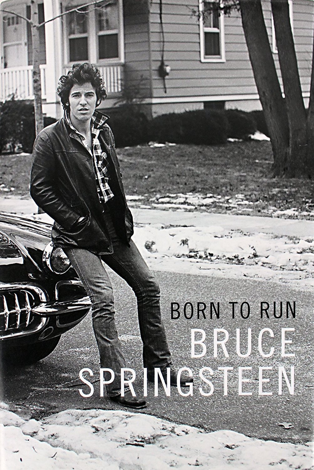 5 Books That Are Nominated for a Grammy Award in 2018: 5) Born to Run by Bruce Springsteen