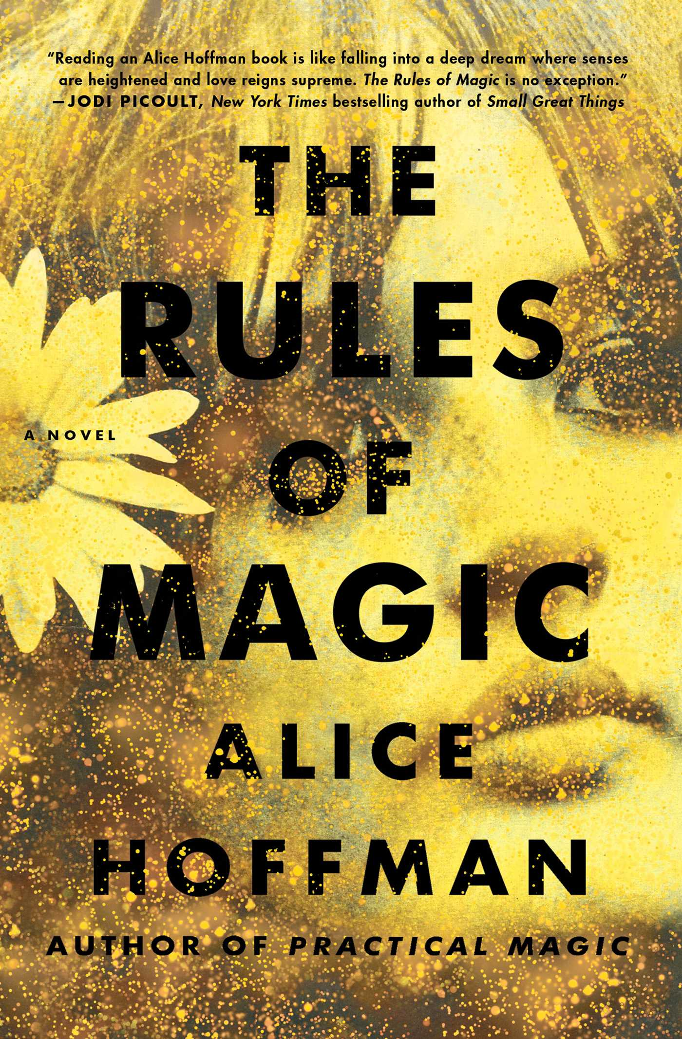 5 Books to Read This Valentine's Day: 2) The Rules of Magic by Alice Hoffman