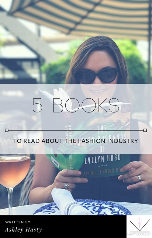 5 Books to Read About the Fashion Industry