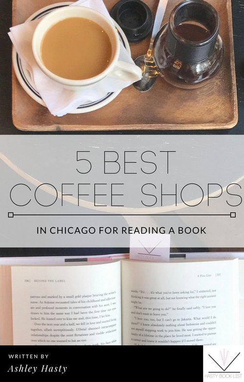 5 Best Coffee Shops in Chicago to Read a Book