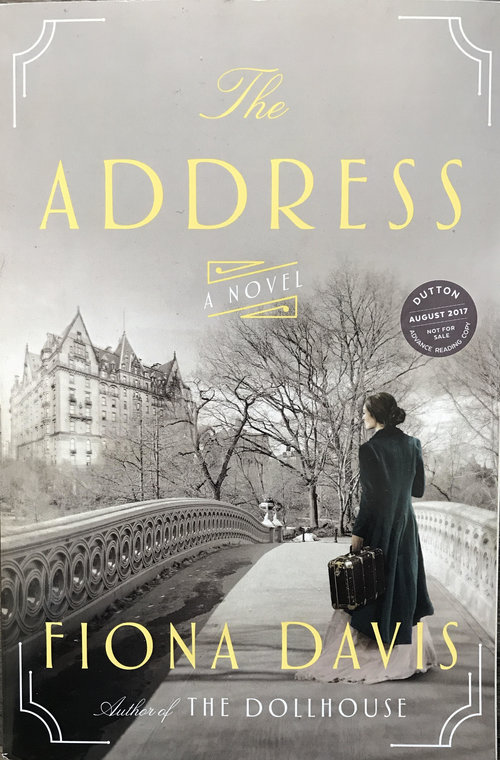 Book Review - The Address by Fiona Davis