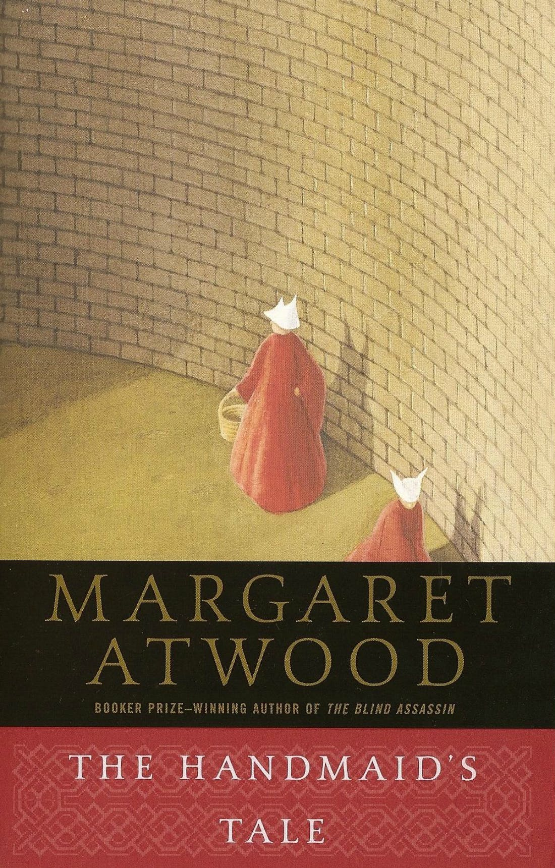 5 Books to Read that Inspired Great Television Series | 2) The Handmaid's Tale (the book)