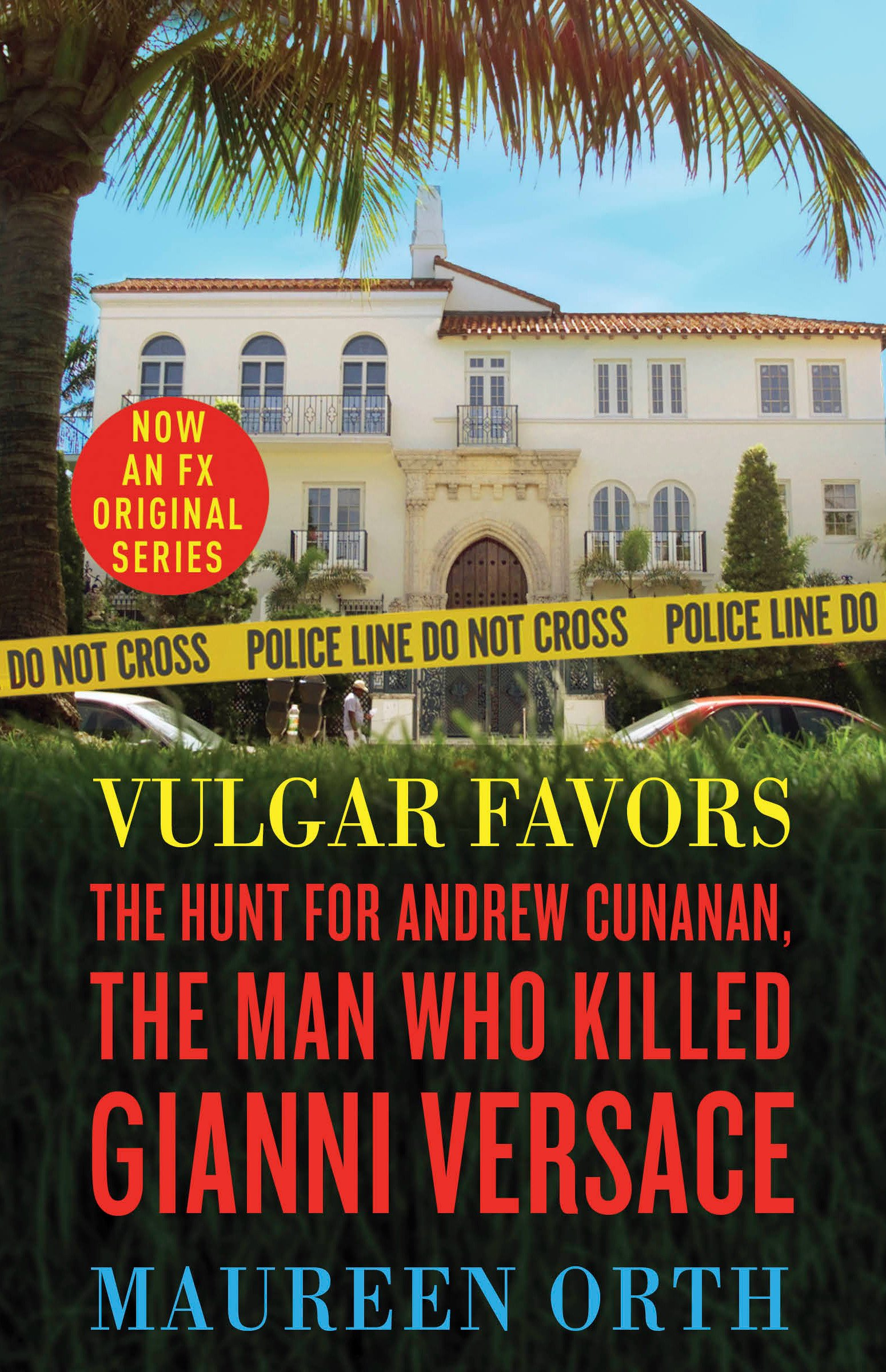 5 Books to Read that Inspired Great Television Series | 4) Vulgar Favors (the book)
