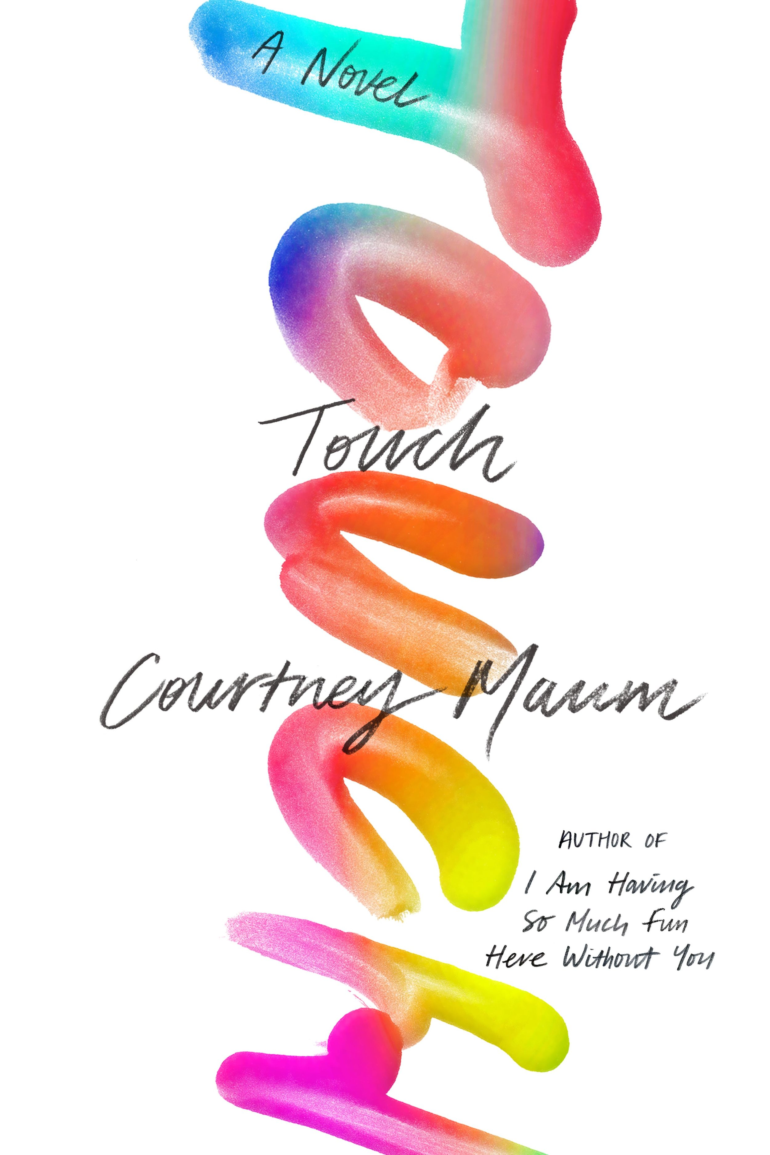 5 Books to Read that will Get You Through April Showers - 4) Touch by Courtney Maum