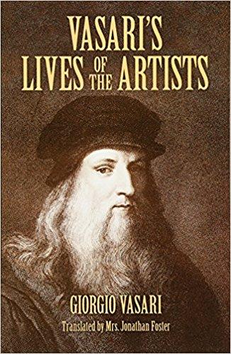 Vasari's Lives of the Artists by giorgio vasari.jpg
