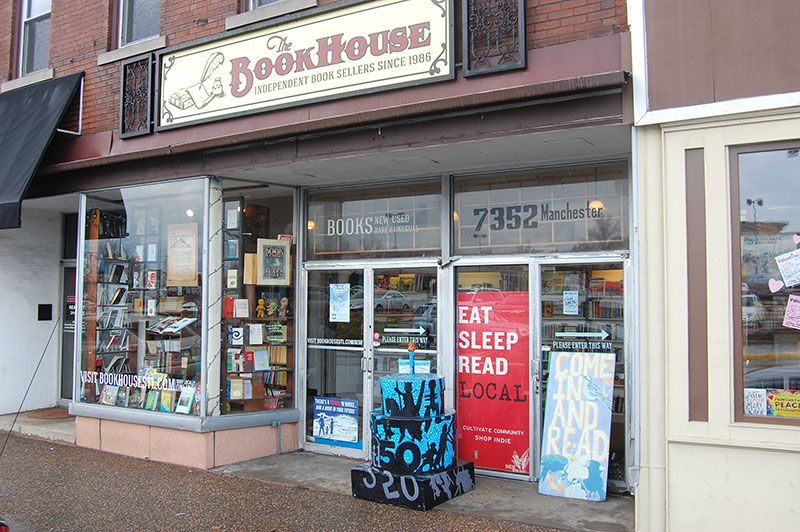 5 STL Bookstores to Visit on Independent Bookstore Day   The Book House