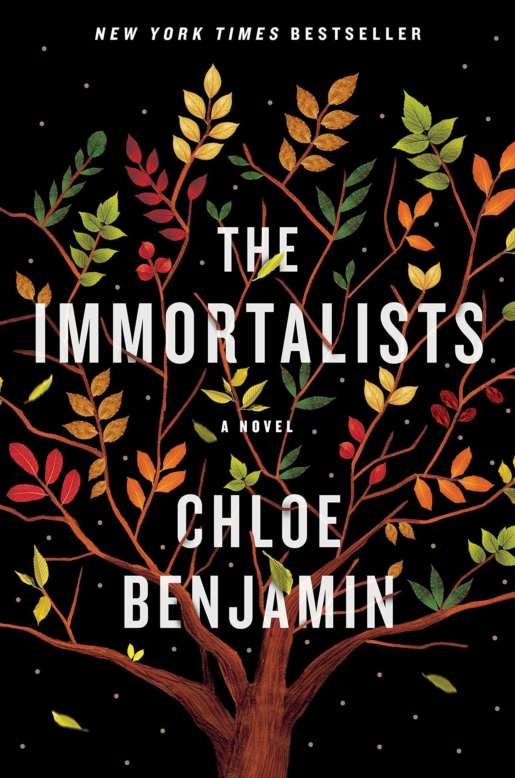Author Interview - Chloe Benjamin | Number one on her bucket list