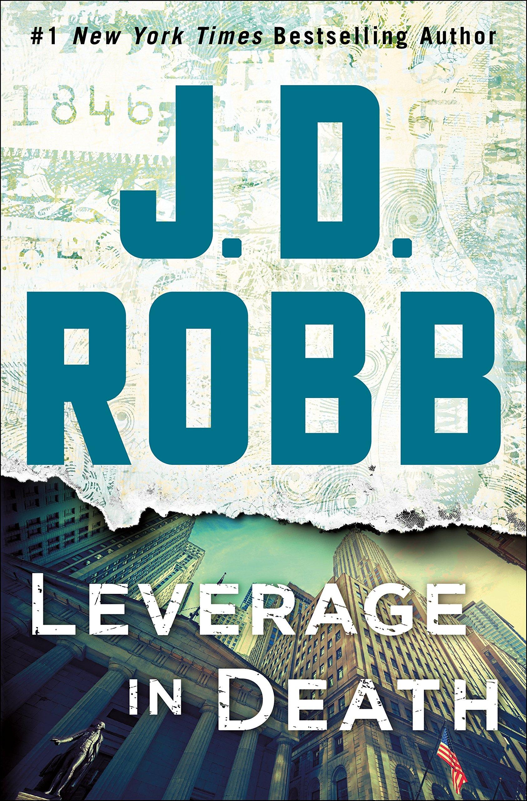 leverage in death J.D. Robb.jpg