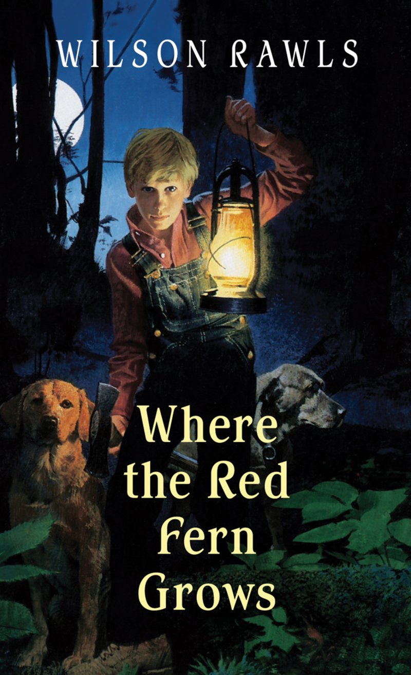 Where the Red Fern Grows by Wilson Rawls.jpg