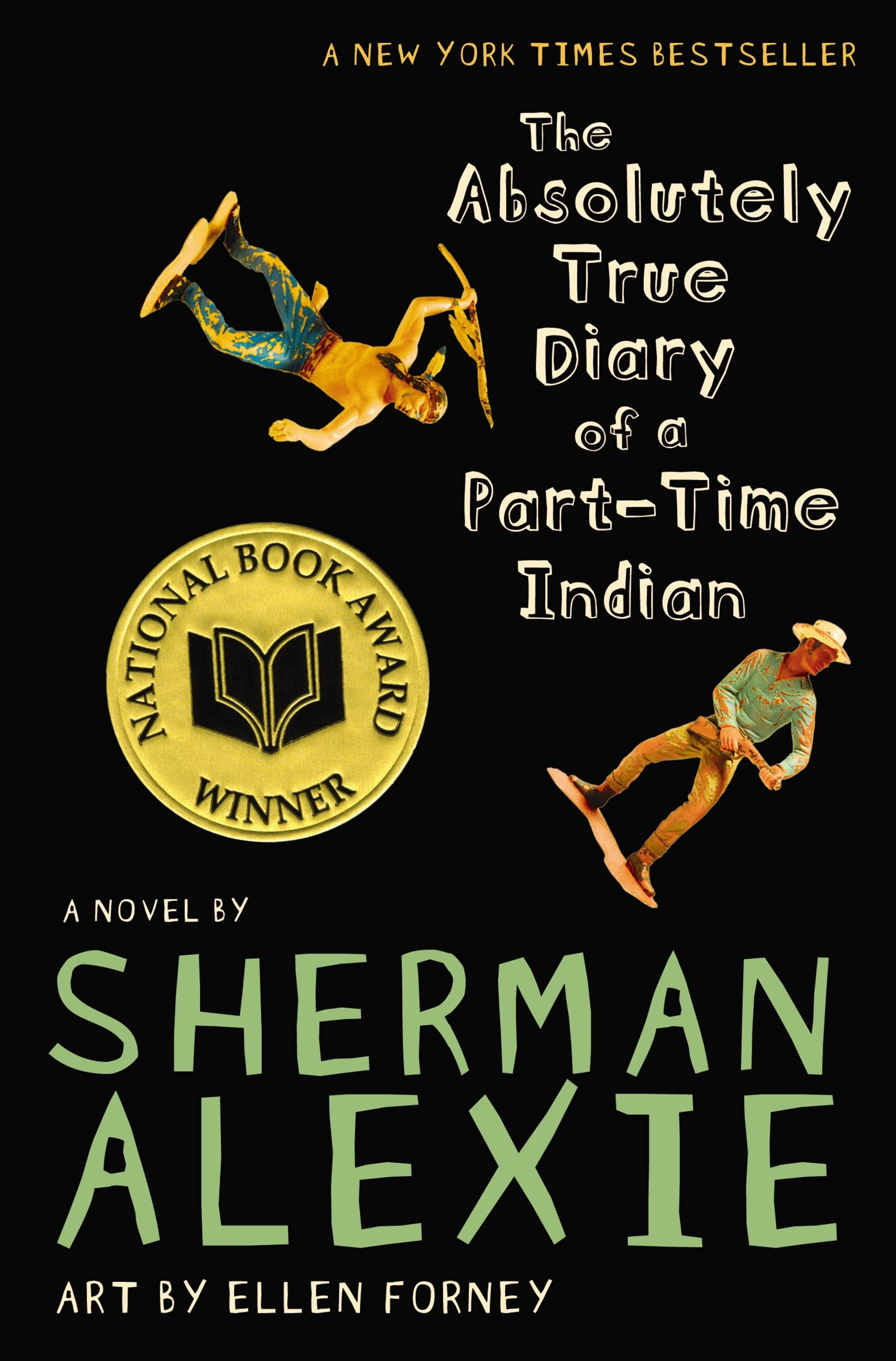 The Absolutely True Diary of a Part-Time Indianby Sherman Alexie.jpg