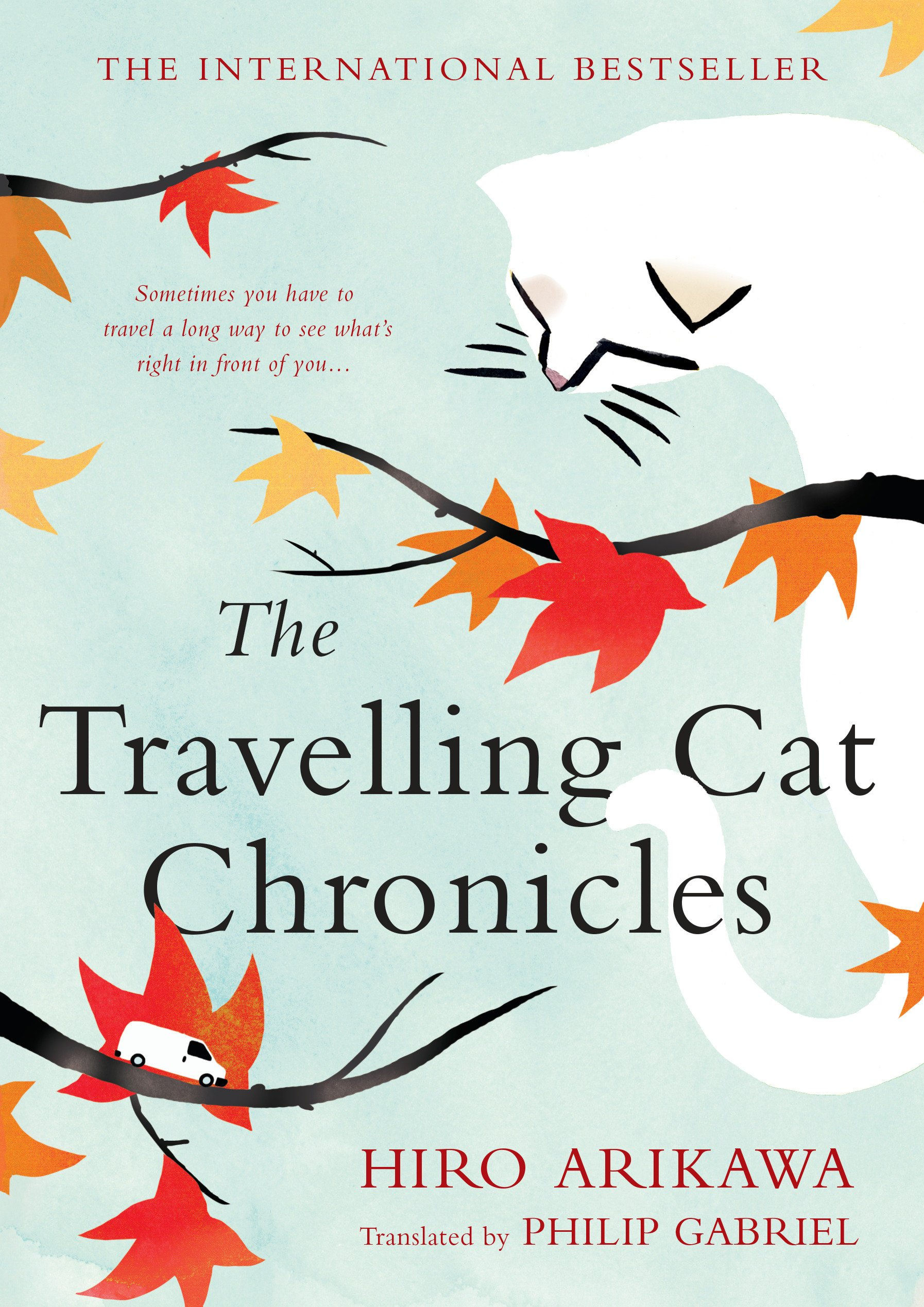 Book Feature - The Travelling Cat Chronicles by Hiro Arikawa