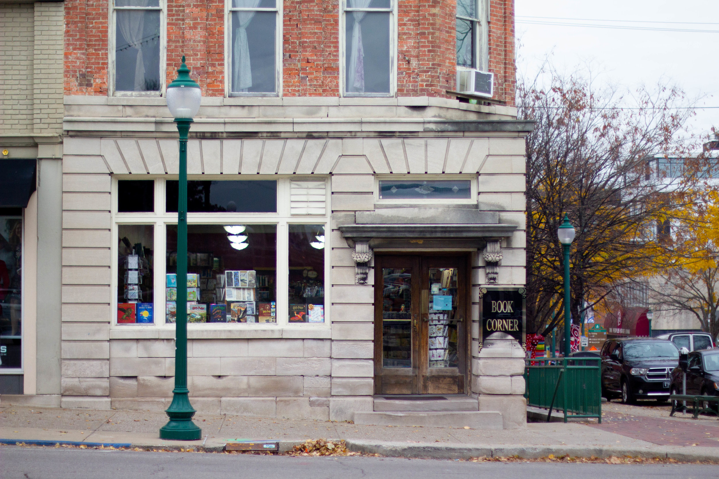 Literary Travel Guide: Bloomington, IN