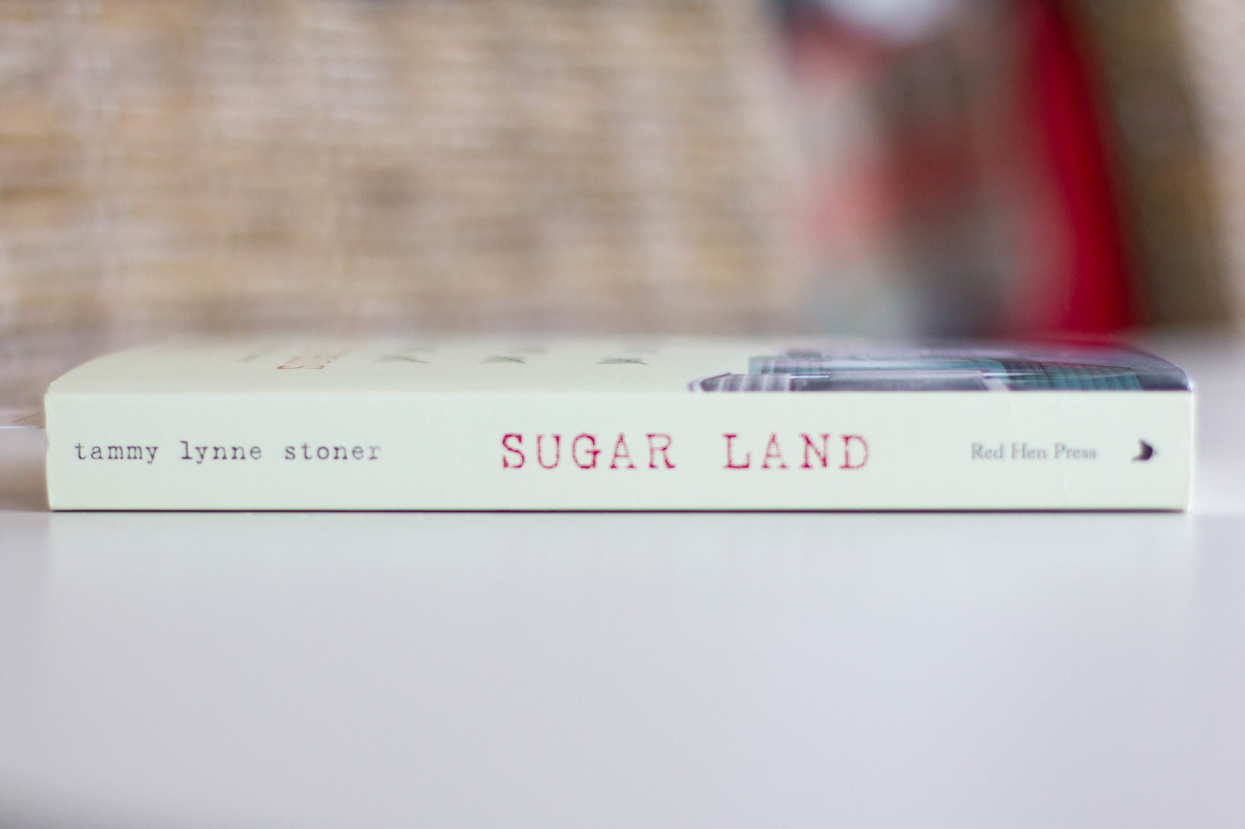 Book Feature - Sugar Land by tammy lynne stoner