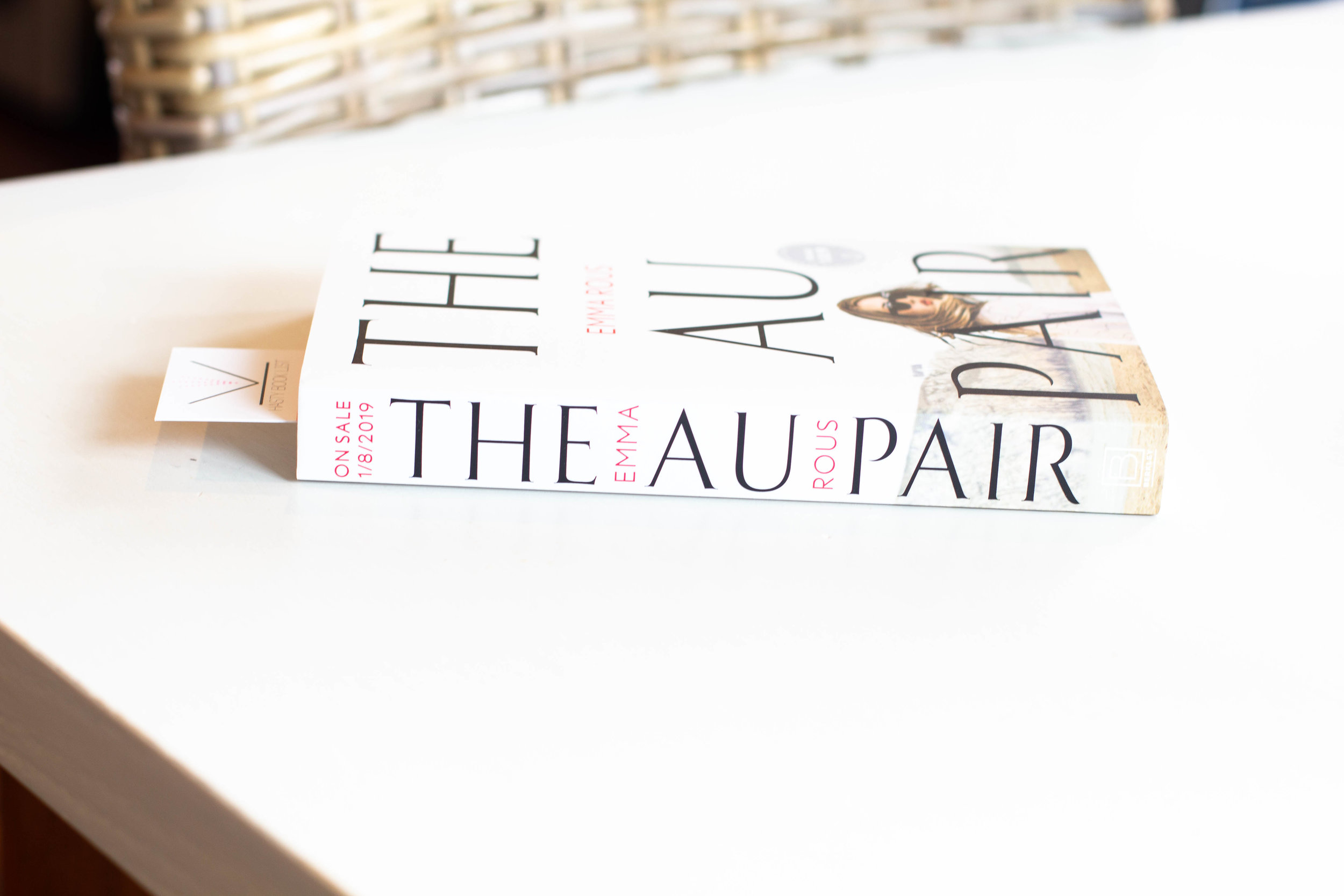 Book Feature - The Au Pair by Emma Rous