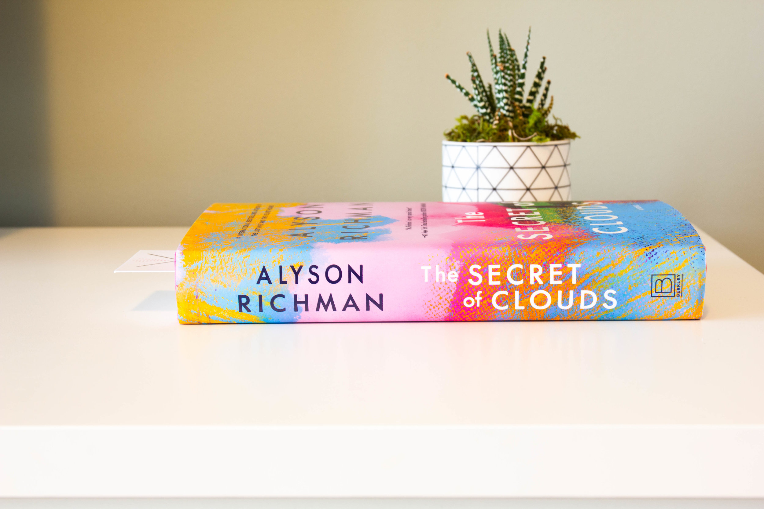 Book Feature - The Secret of Clouds by Alyson Richman