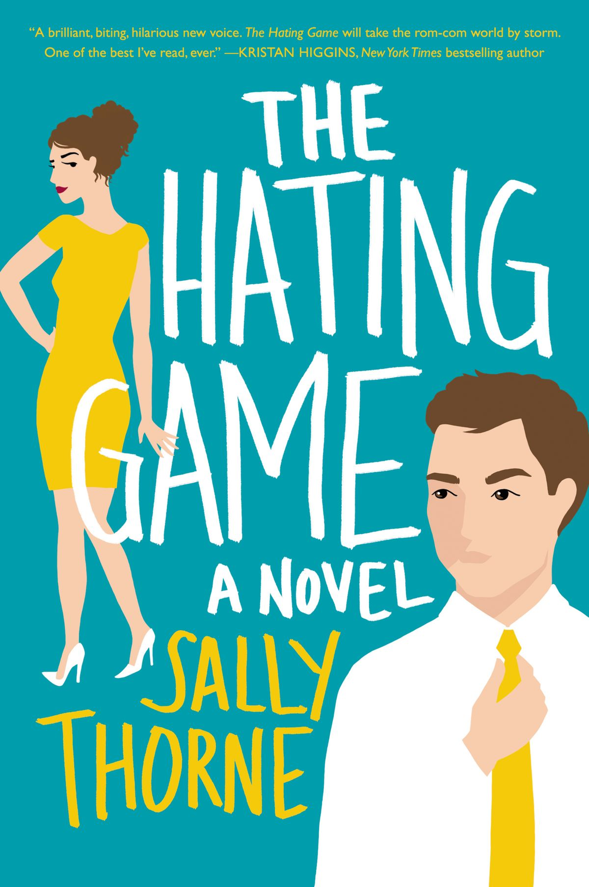 Author Interview - Sally Thorne