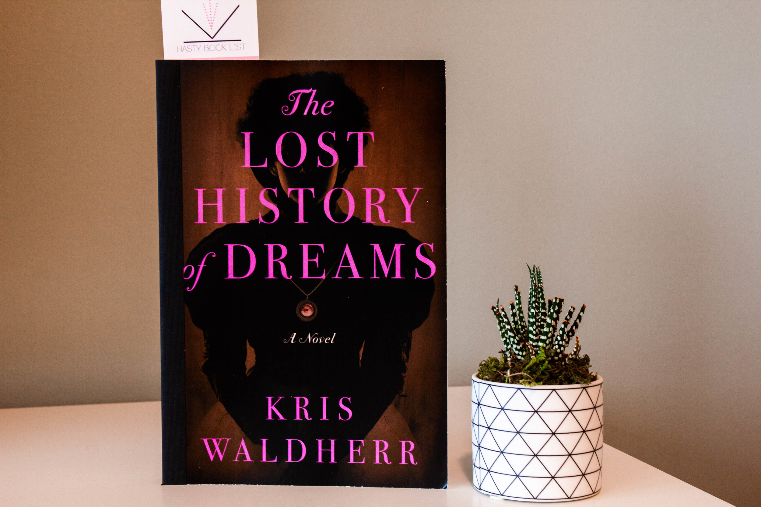 Book Feature - The Lost History of Dreams by Kris Waldherr