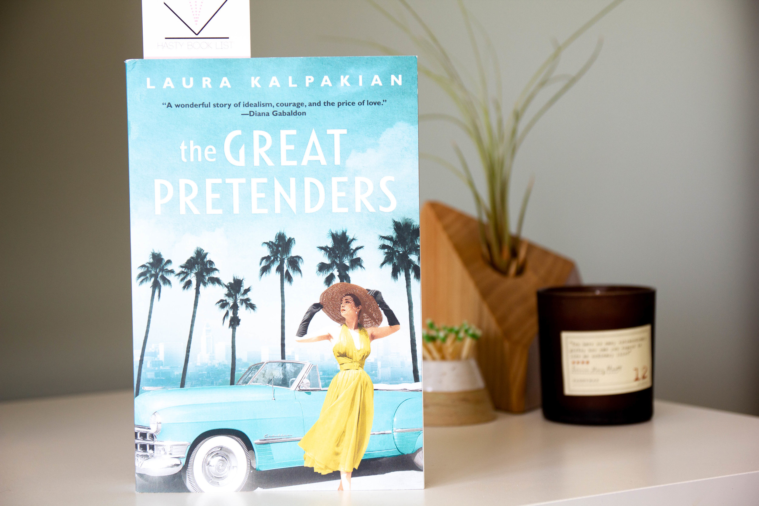 Book Feature - The Great Pretenders by Laura Kalpakian