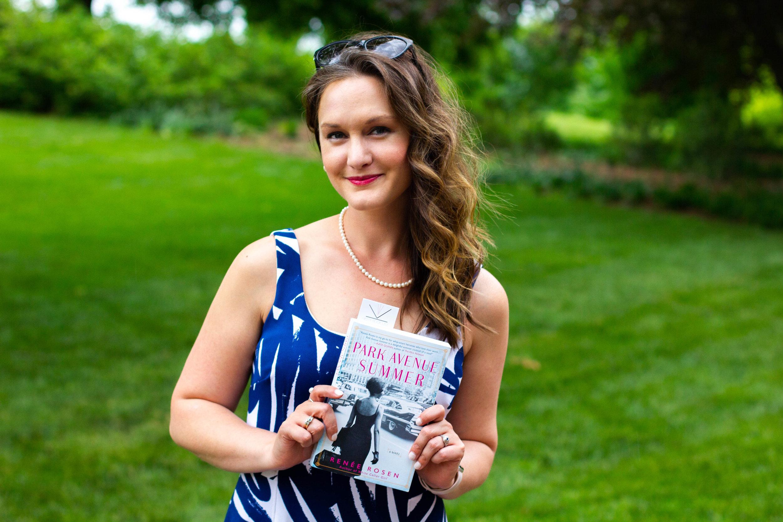 Reading Park Avenue Summer by Renee Rosen in Roanoke, VA