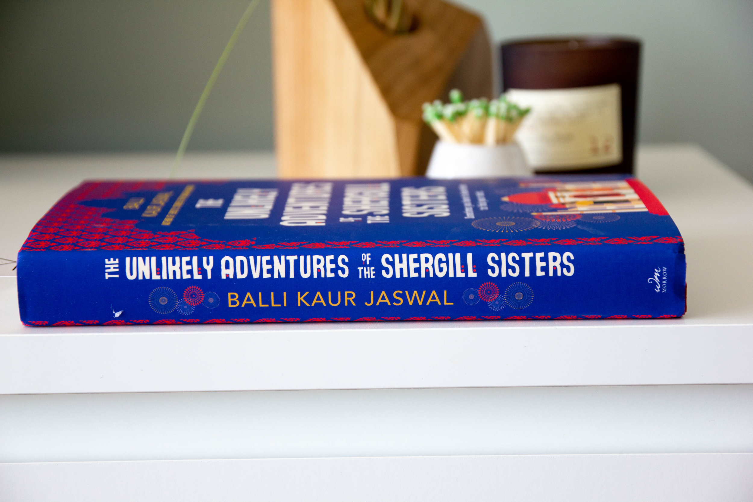 Book Feature - The Unlikely Adventures of the Shergill Sisters by Balli Kaur Jaswal