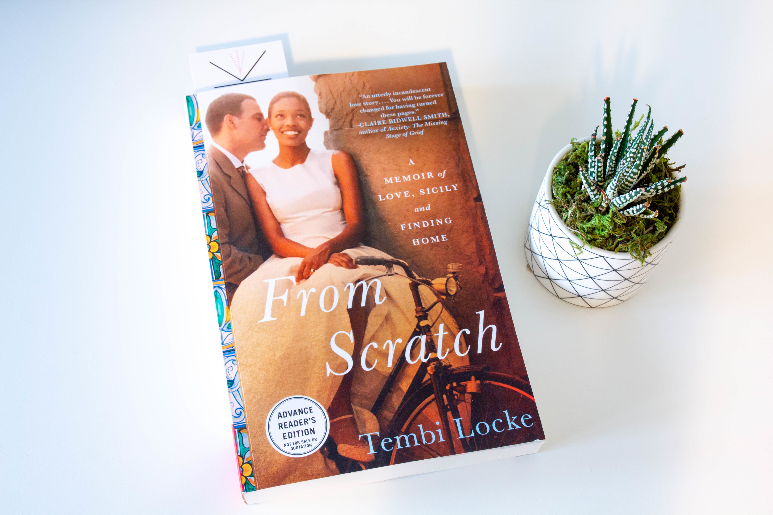 Book Feature - From Scratch by Tembi Locke