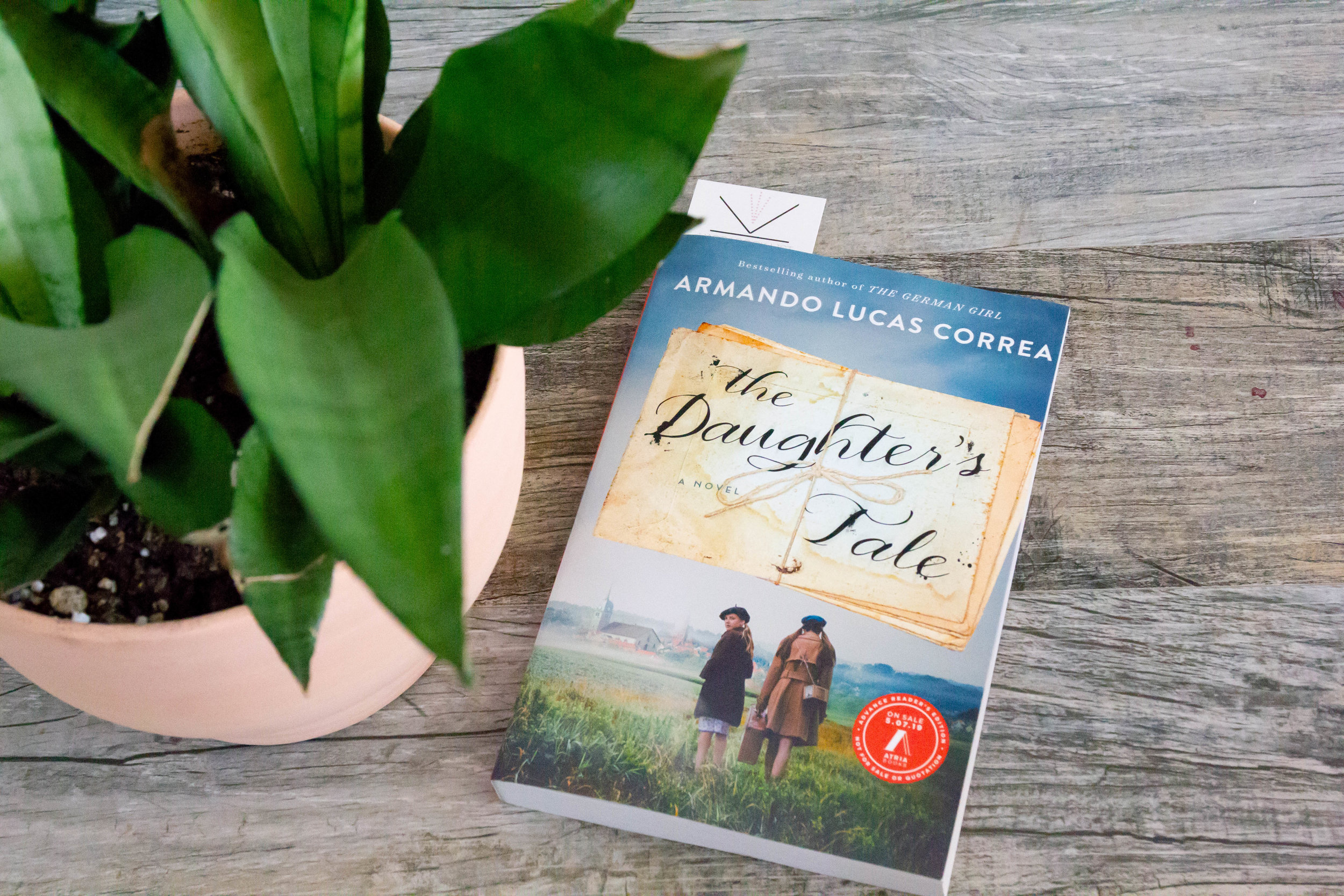 Book Feature - The Daughter's Tale by Armando Lucas Correa