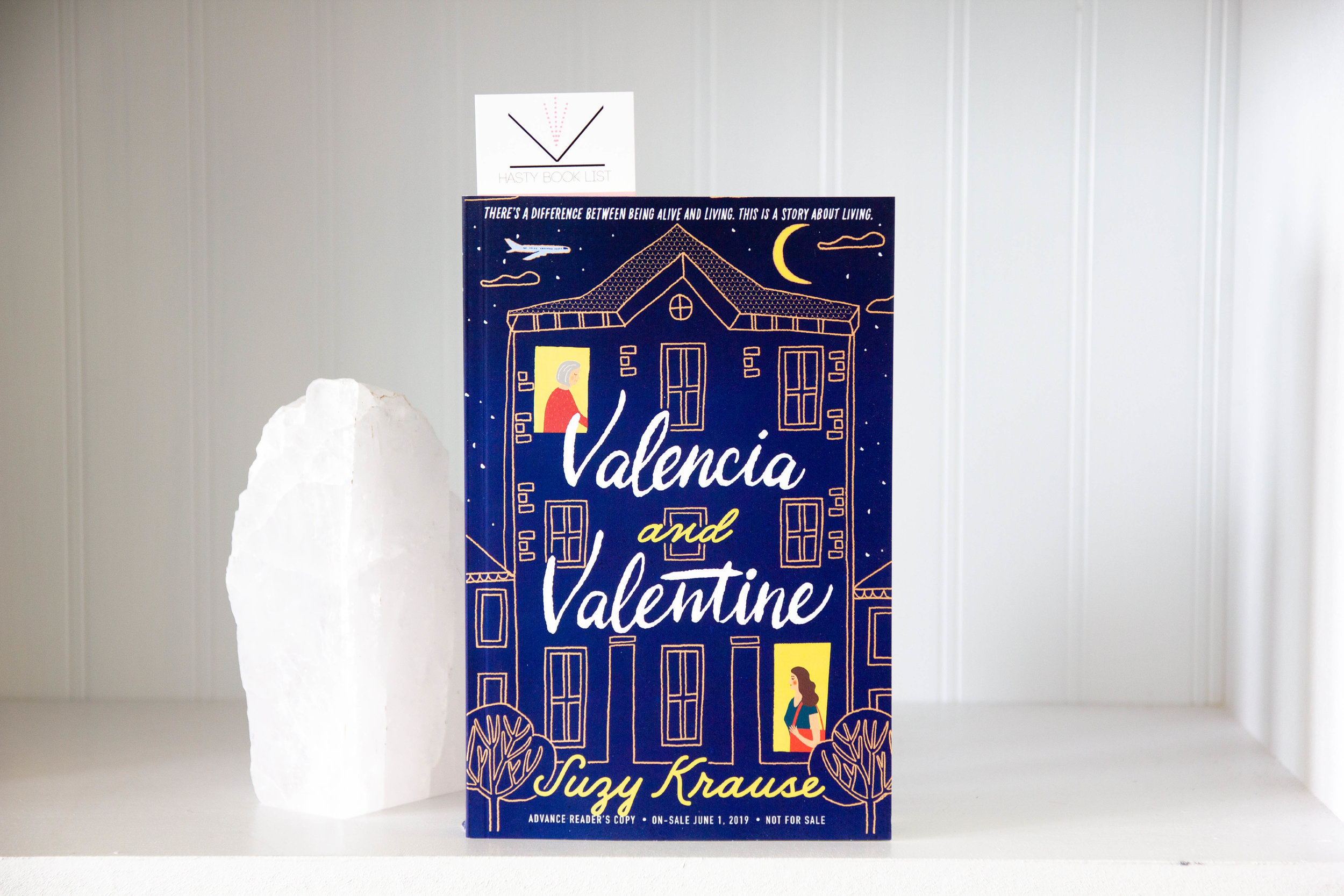 Book Feature - Valencia and Valentine by Suzy Krause
