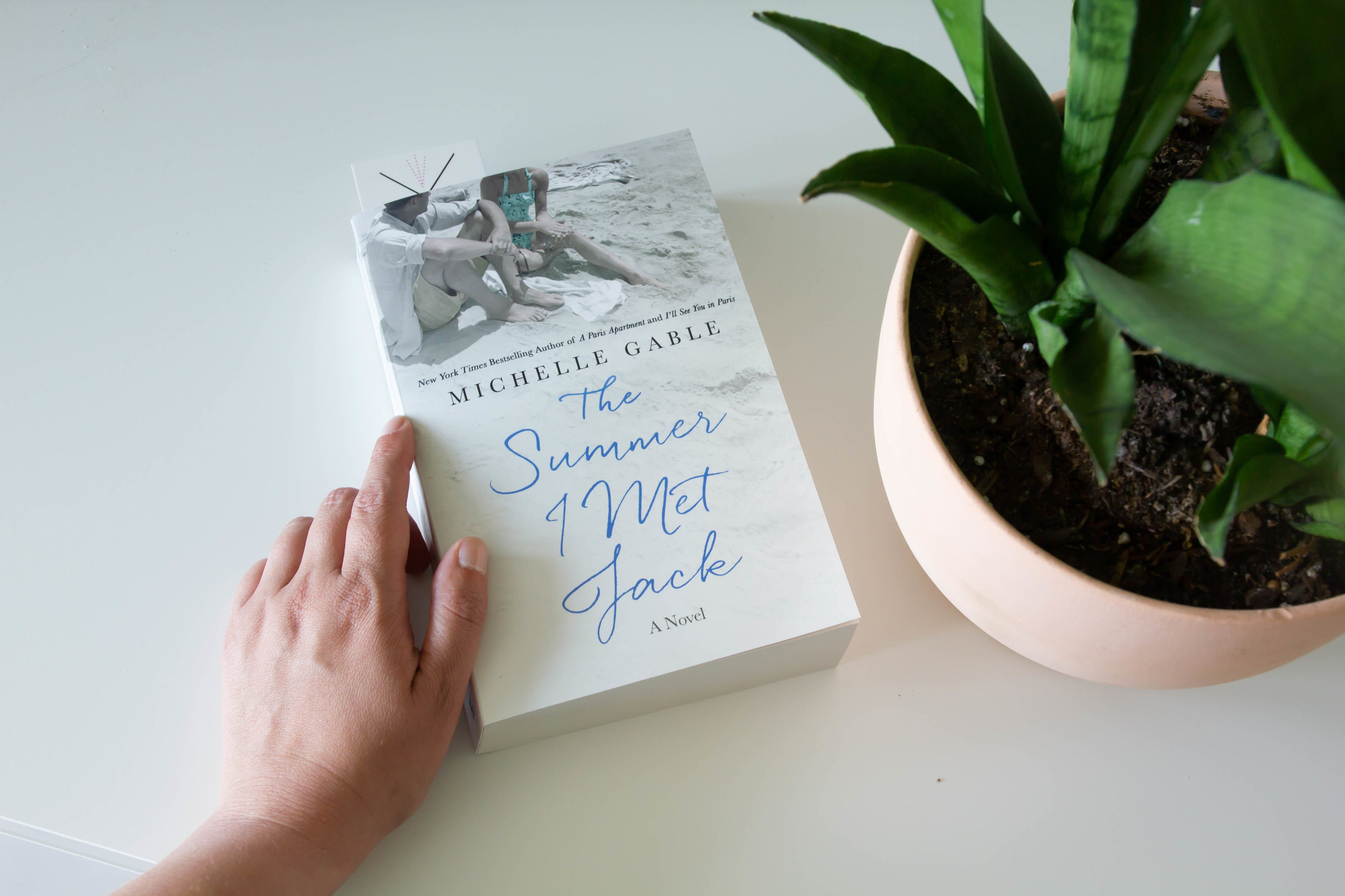 Book Feature - The Summer I Met Jack by Michelle Gable