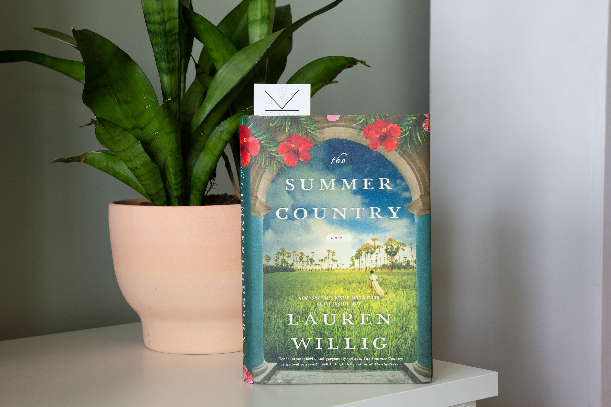 Book Feature - The Summer Country by Lauren Willig