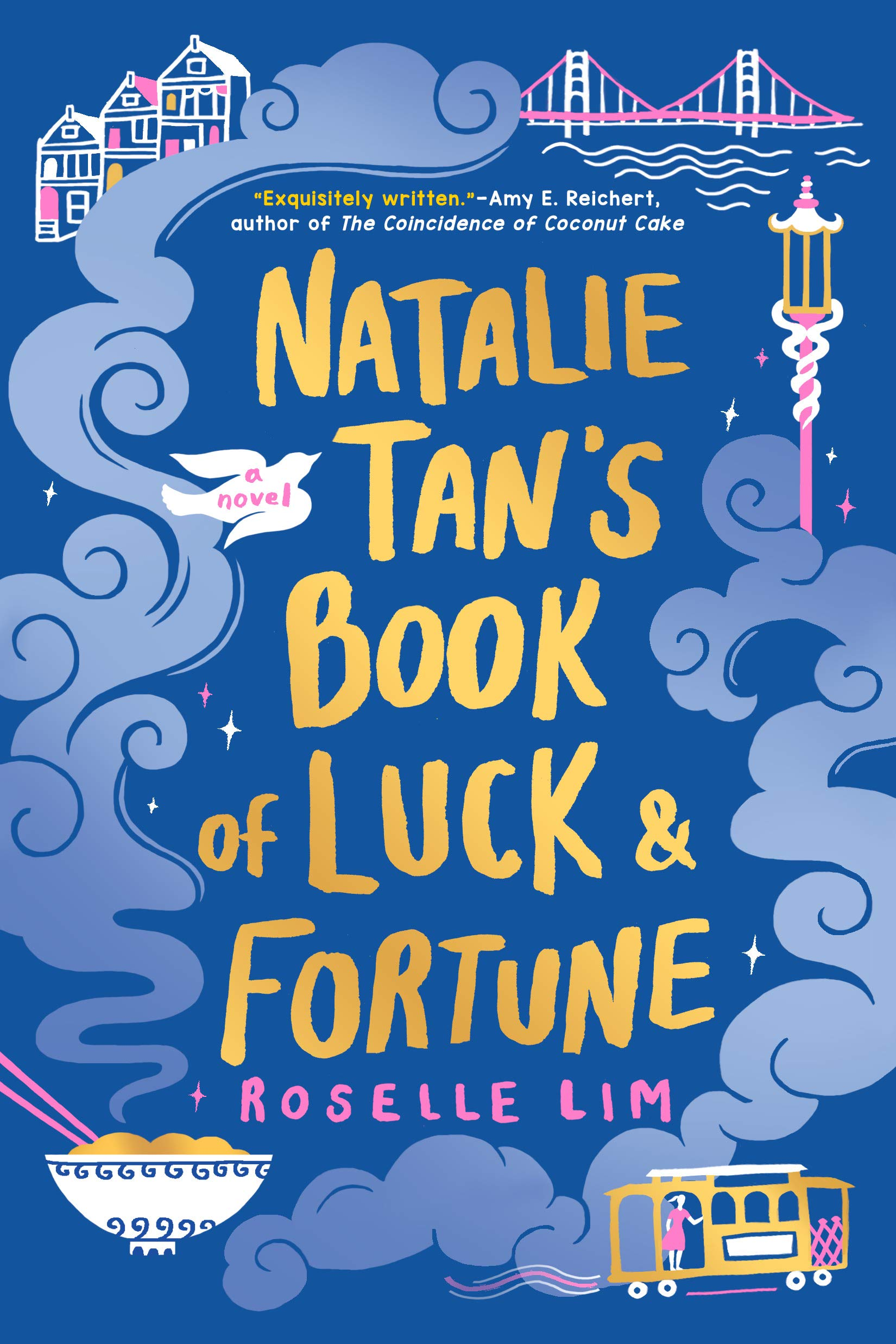Author Interview - Roselle Lim