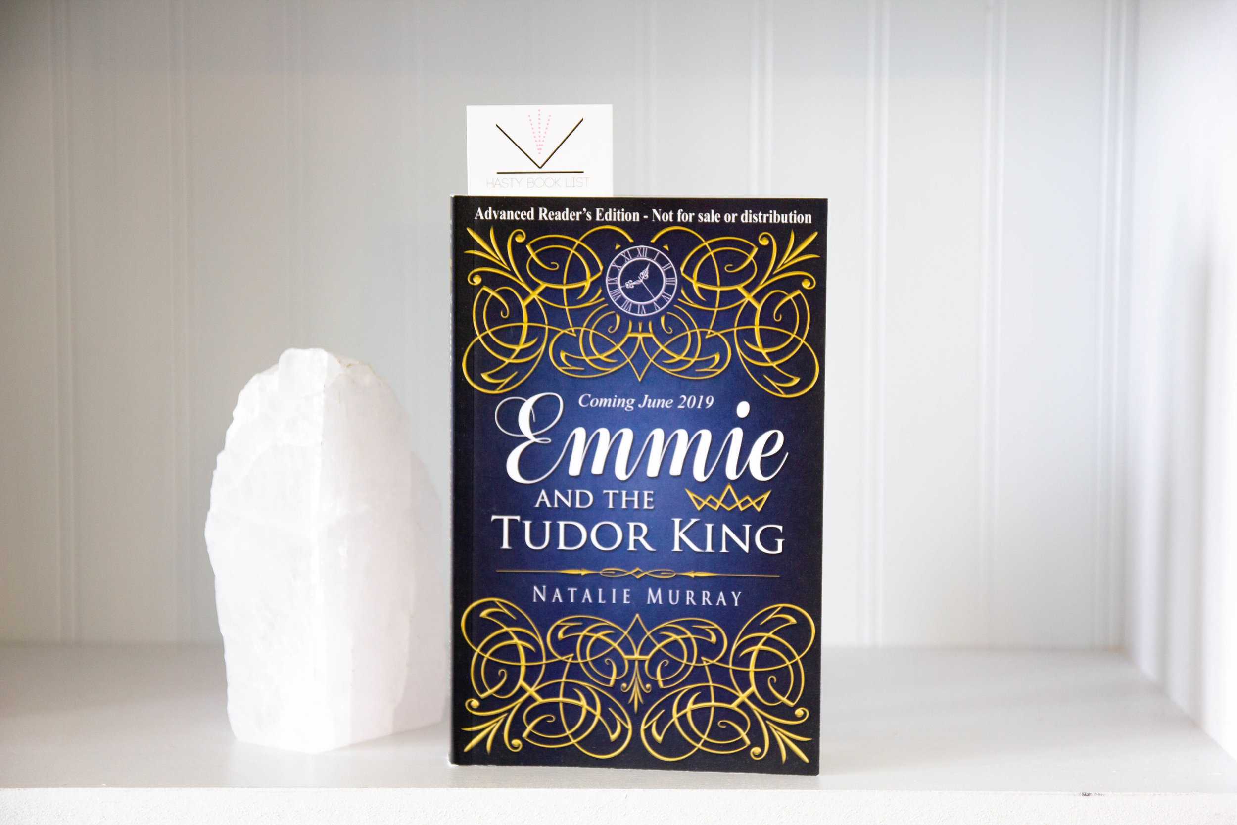 Book Feature - Emmie and the Tudor King by Natalie Murray