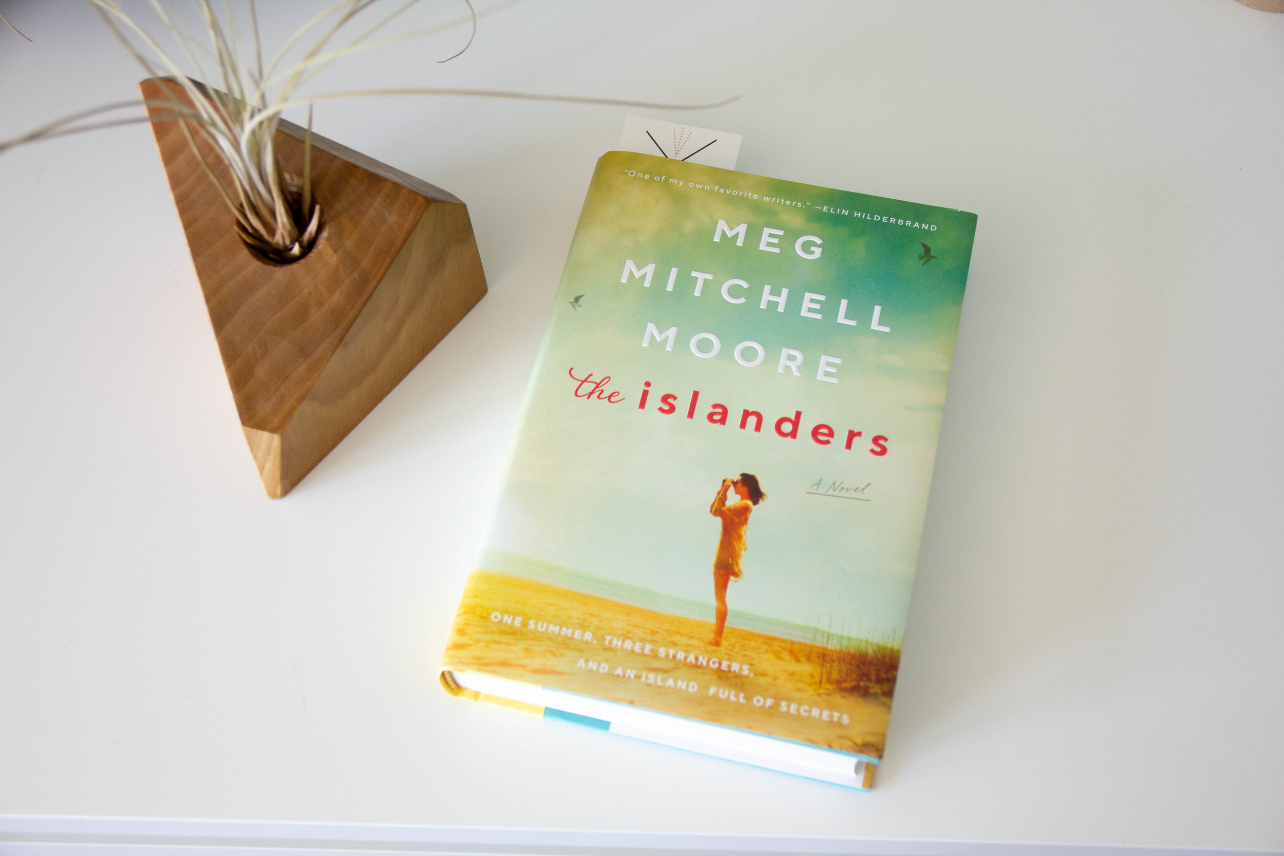 Book Feature - The Islanders by Meg Mitchell Moore