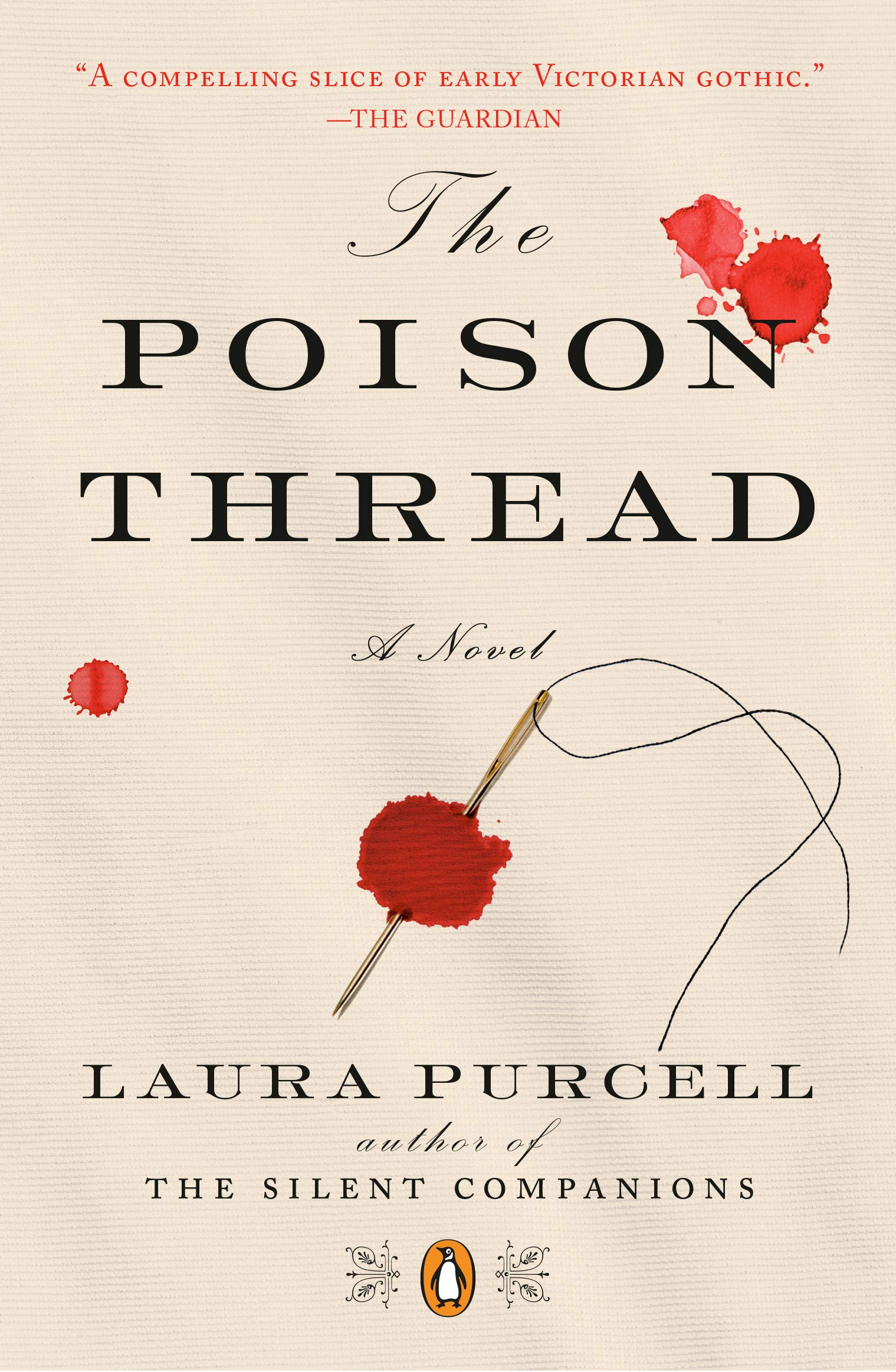 Author Interview - Laura Purcell