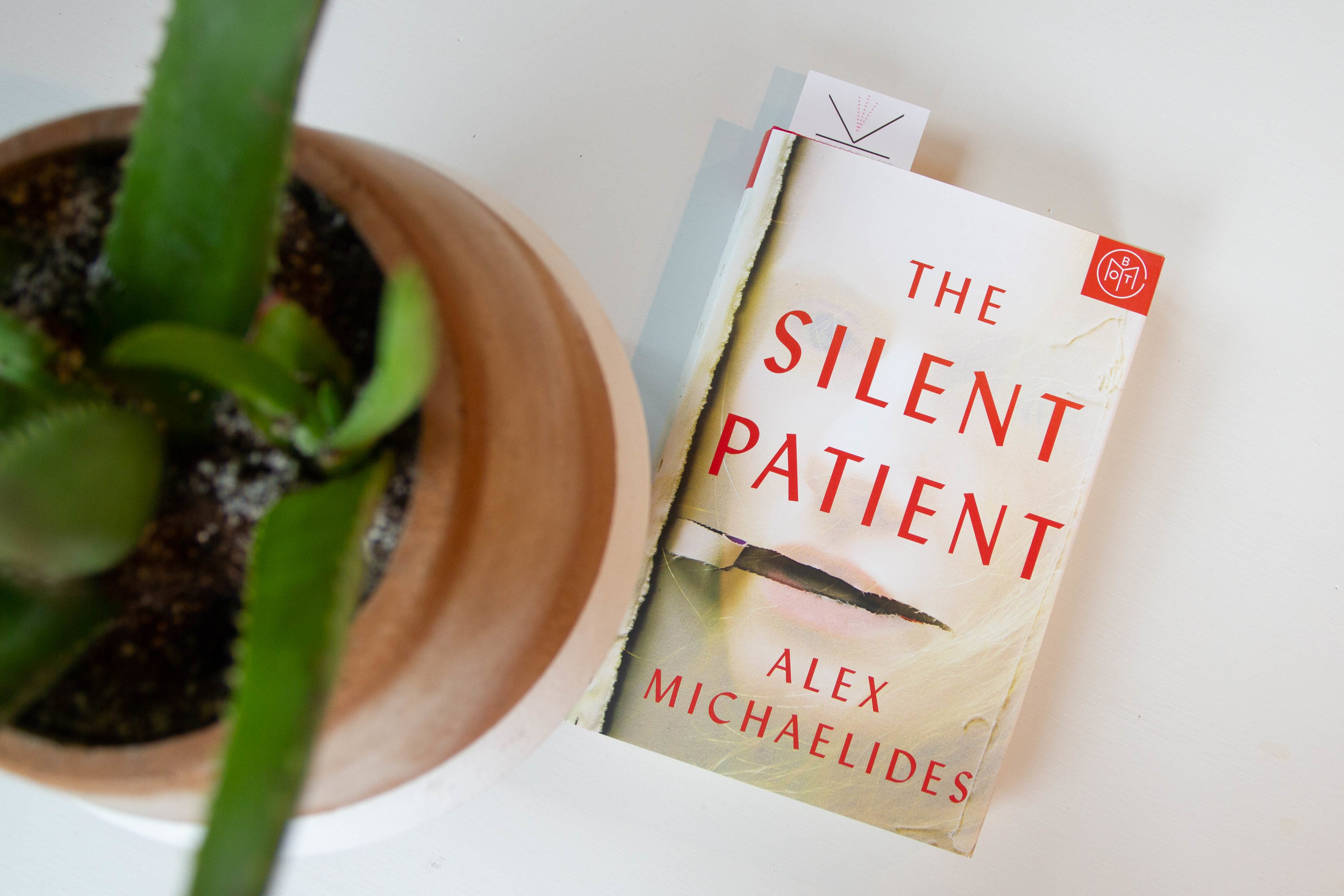 Book Review - The Silent Patient by Alex Michaelides