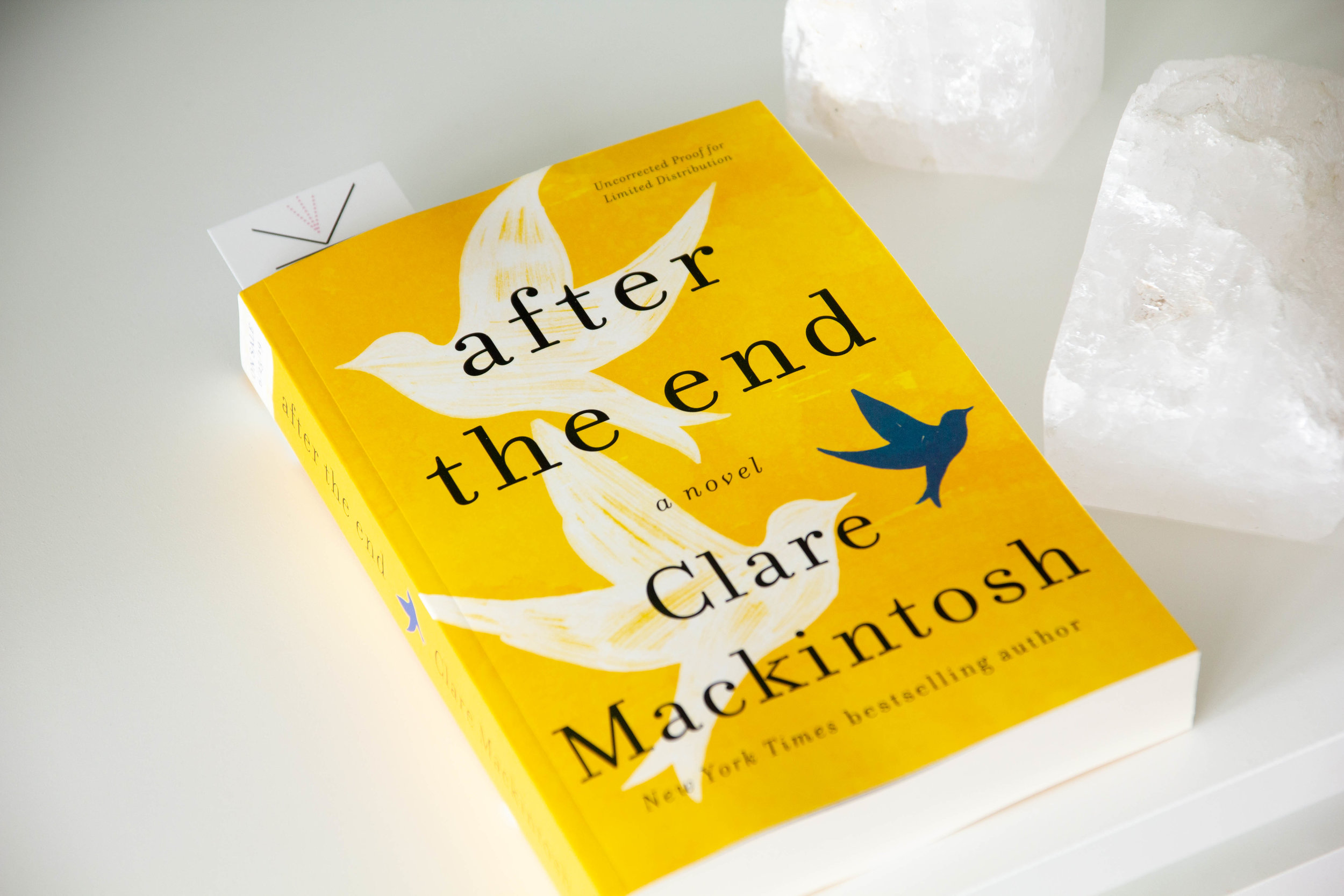 Book Feature - After the End by Clare Mackintosh